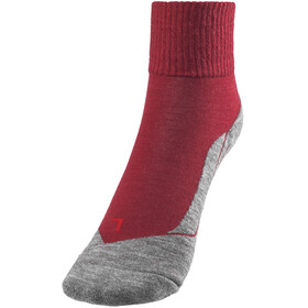 Falke TK5 Short Trekking Socks Women ruby
